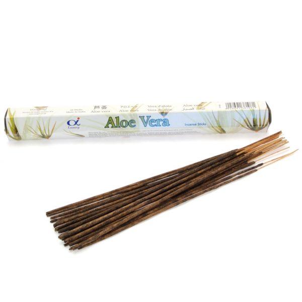 Encens Aloe Vera - 1 paquet Shop Spirituel