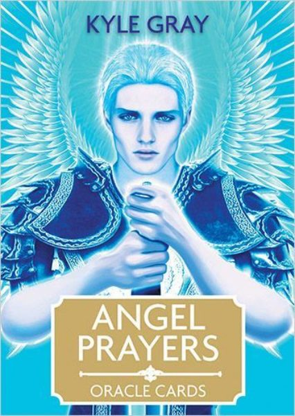 Angel Prayers Oracle Cards Kyle Gray 9781781802731 Bloom Web