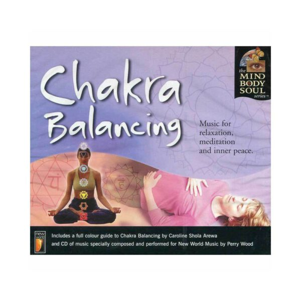 CD: Chakra Balancing - Caroline Shola Arewa - Shop Spirituel