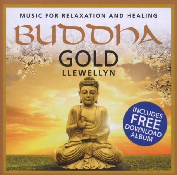 Buddha Gold Llewellyn CD 5060090222183 Musique relaxante Shop Spirituel