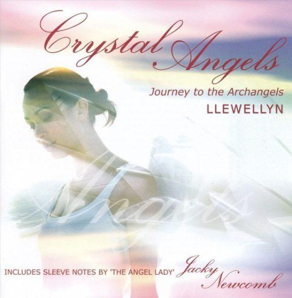 Cd Crystal Angels Llewellyn Shop Spirituel