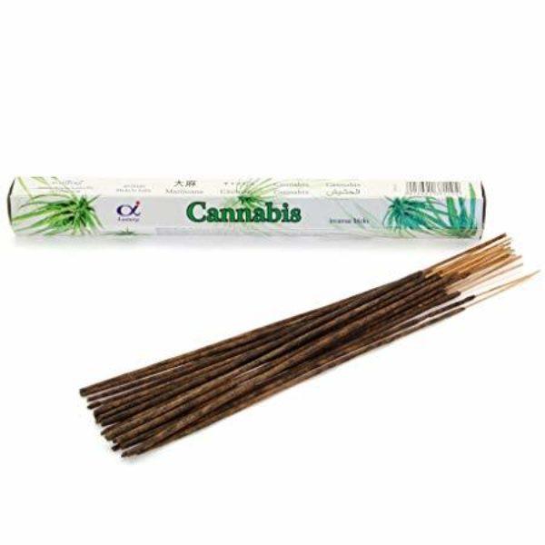 Encens Cannabis Stamford - 1 paquet - Shop Spirituel