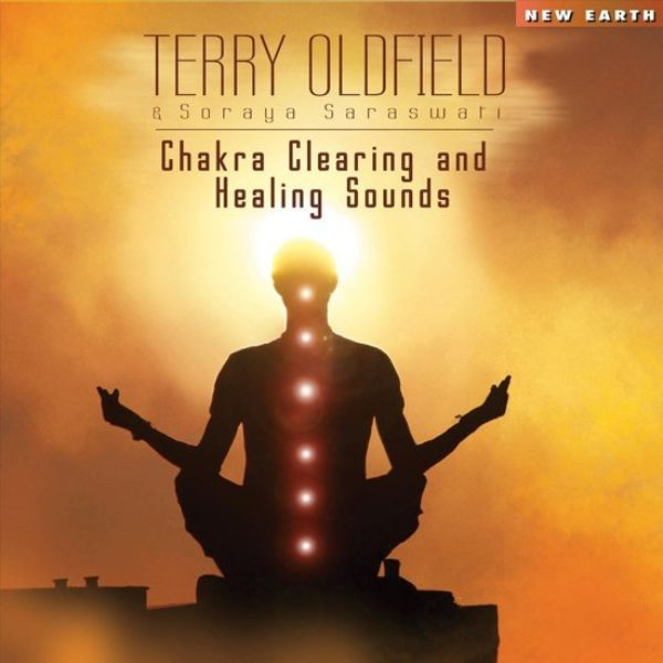 Chakra Clearing Terry Oldfield Cd 0714266300124 Musique Relaxante Shop Spirituel