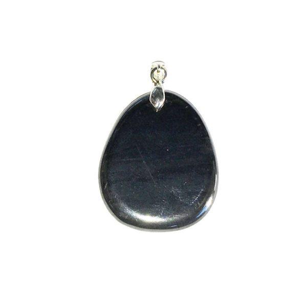 Pendentif pierre précieuse Hématite Shop Spirituel