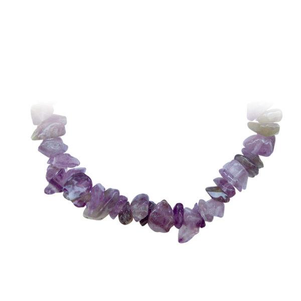 Bracelet pierre précieuse - Améthyste - Shop Spirituel