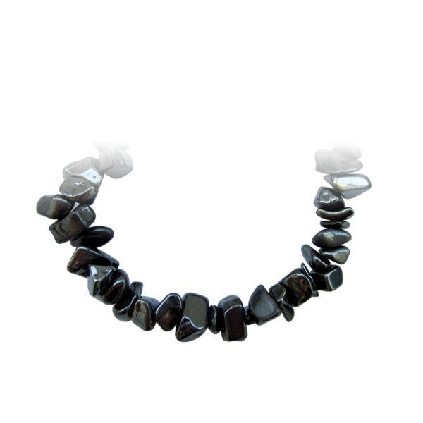 Bracelet pierre précieuse Hématite Shop Spirituel