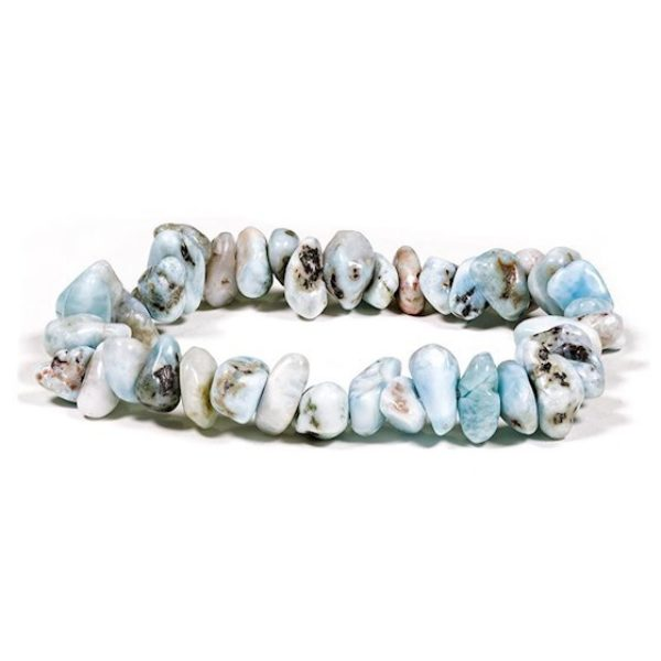 Bracelet pierre précieuse Larimar Shop Spirituel 2