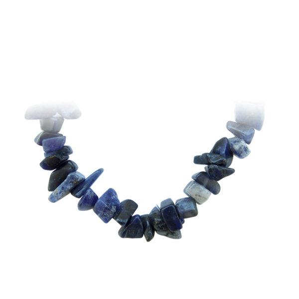Bracelet pierre précieuse Sodalite Shop Spirituel