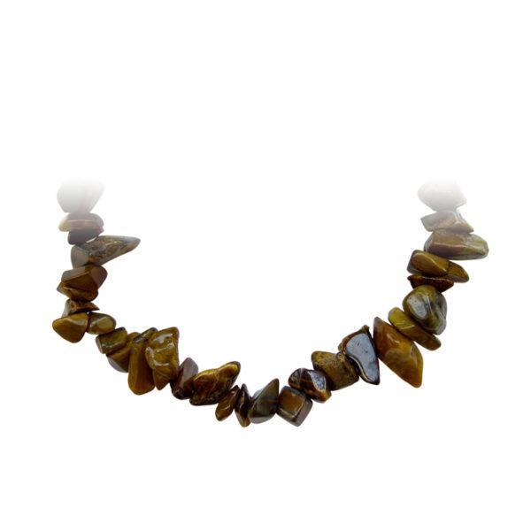 Bracelet de pierre précieuse Oeil de tigre Shop Spirituel