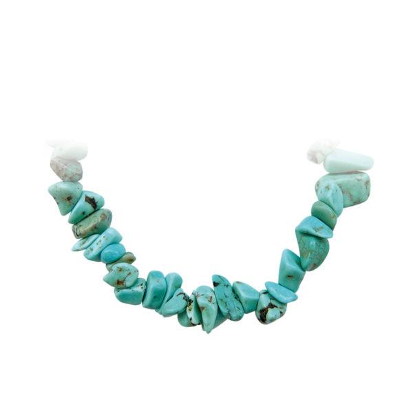 Bracelet pierre précieuse Turquoise Shop Spirituel