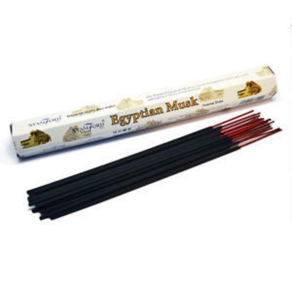 Encens de Musc Egyptien - 1 paquet Shop Spirituel