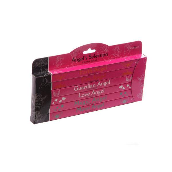 Encens d'anges - lot 6 encens - coffret cadeau- Shop Spirituel