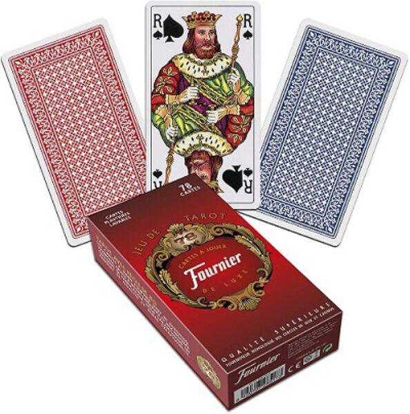 Fournier tarot de luxe 8420707285173 78 cartes de jeu 2 Shop Spirituel