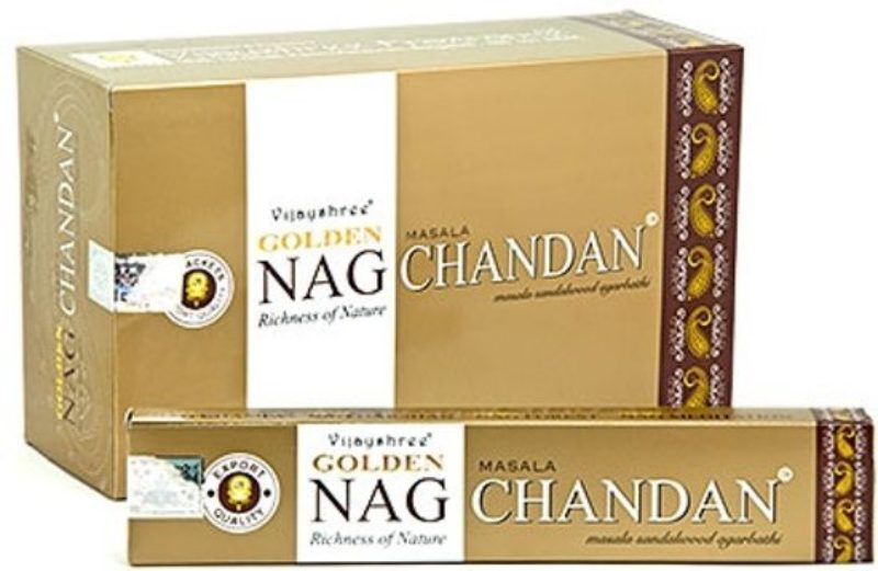 Golden Nag Chandan - pack avantage - Shop Spirituel