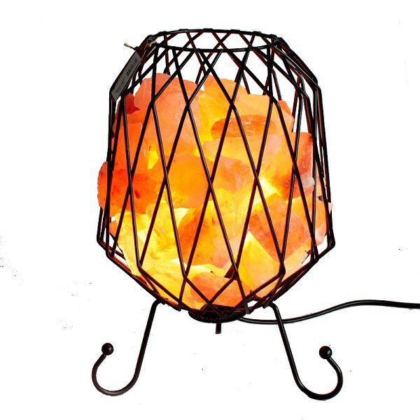 Brasero Lampe de Sel d'Himalaya 3 kg (lampe et cordon compris) - Shop Spirituel