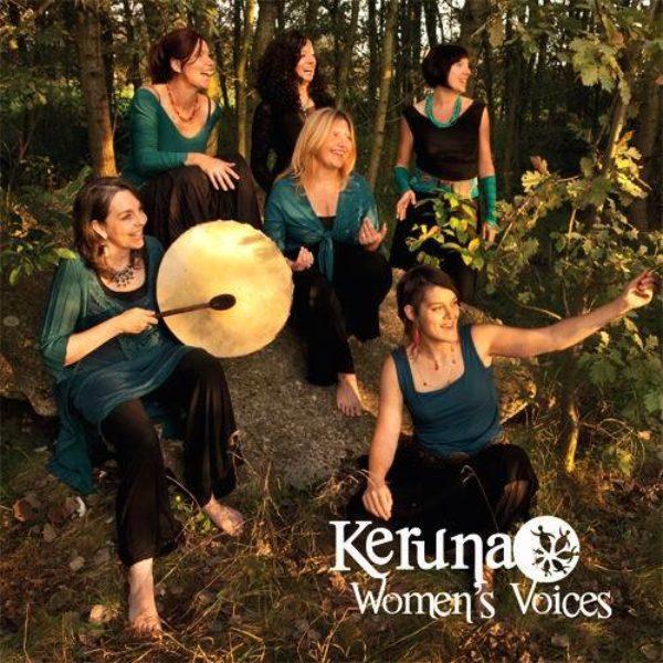 Keruna Womens Voices 1 Cd musique Shop Spirituel Web