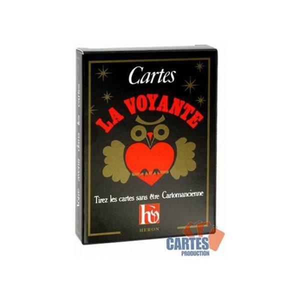 La Voyante jeu de 32 cartes Shop Spirituel
