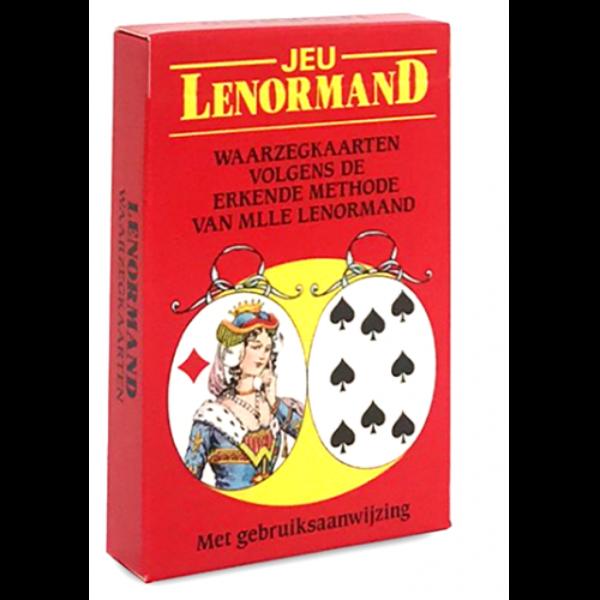Cartes de Fortune de Lenormand Shop Spirituel