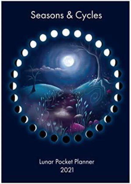Agenda de poche lunaire 2021 - Shop Spirituel