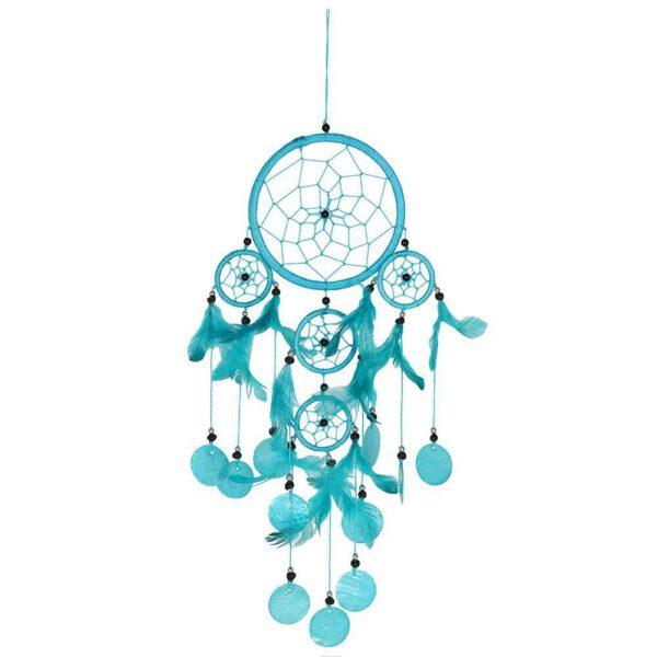 Attrape-rêves turquoise Shop Spirituel