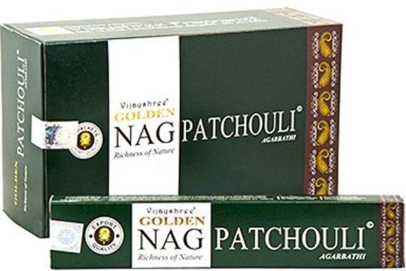 Nag patchouli voordeelpak bloom