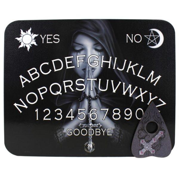 Planche Ouija  - gothic prayer