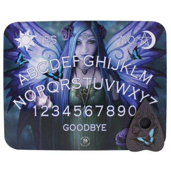 Planche Ouija - mystic aura