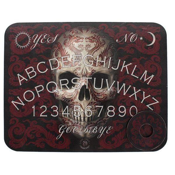 Planche Ouija - Oriental skull