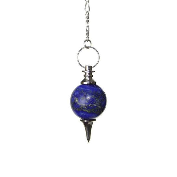 Pendule Lapis Lazuli Pierre Précieuse Shop Spirituel