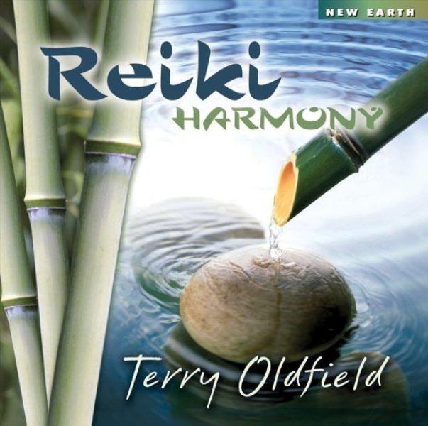 Reiki Harmony Terry Oldfield Cd 0714266260428 Musique relaxante Shop Spirituel