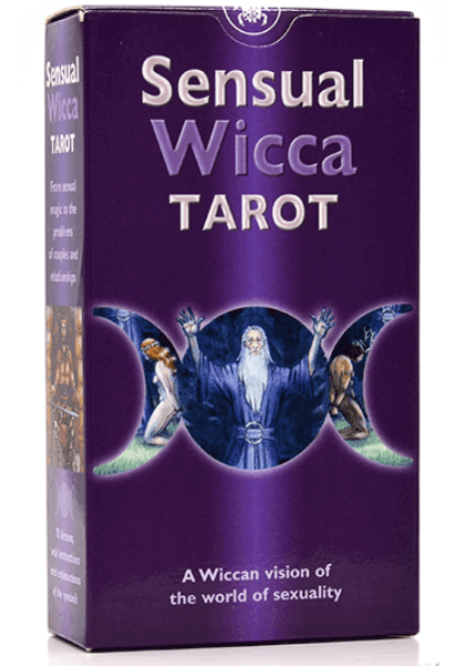 Sensual Wicca Tarot 9789063787400 Lo Scarabeo Shop Spirituel Web