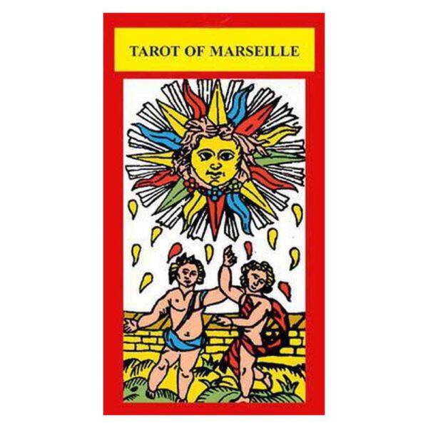 Tarot De Marseille Lo Scarabeo Shop Spirituel