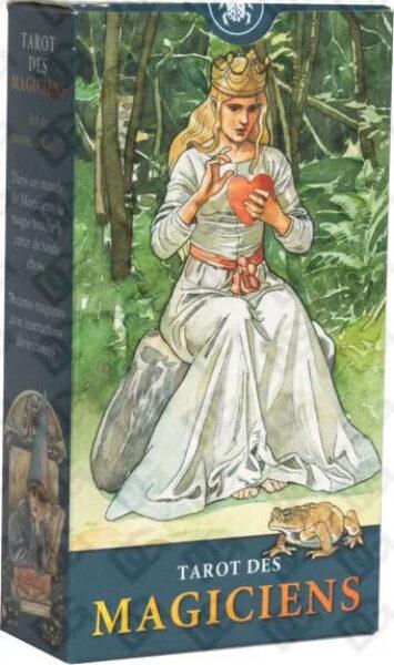 Tarot des Magiciens 9788883956706 Lo Scarabeo Shop Spirituel