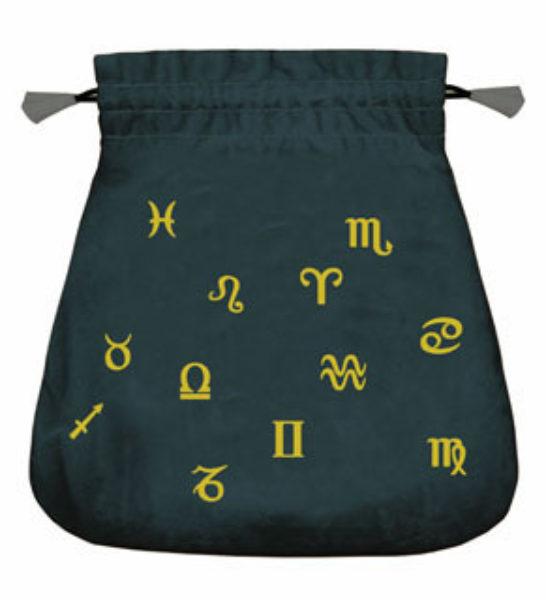 Pochette / bourse pour cartes Tarot - Astrologie - Shop Spirituel