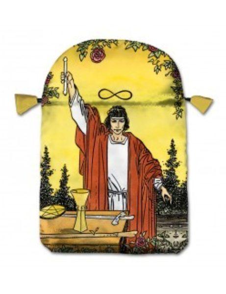 Pochette / bourse pour cartes Tarot - Magicien - Shop Spirituel