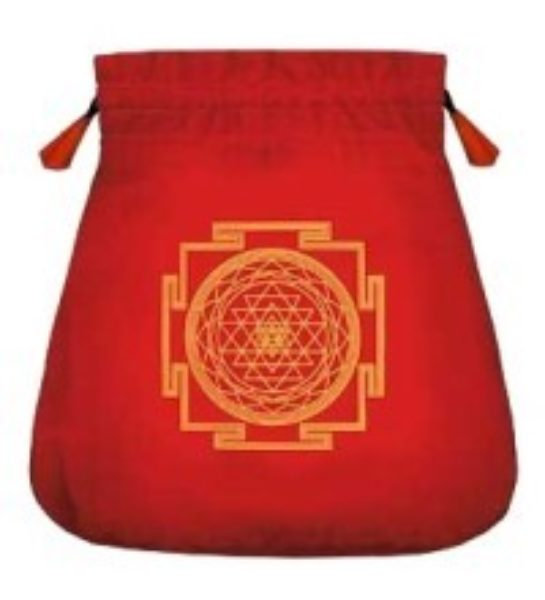 Pochette / bourse pour cartes Tarot - Protection - Shop Spirituel