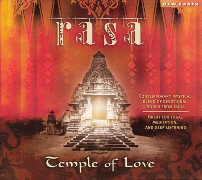 Temple Of Love Rasa Cd 0714266250627 Musique Relaxante Shop Spirituel