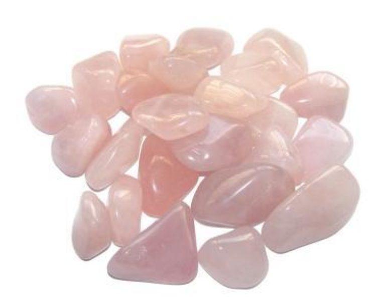 Pierres roulées - Quartz roze 50 gr pour amour et tendresse Shop Spirituel