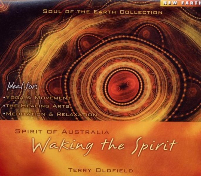 Waking The Spirit Terry Oldfield Cd 0714266301022 Musique Shop Spirituel