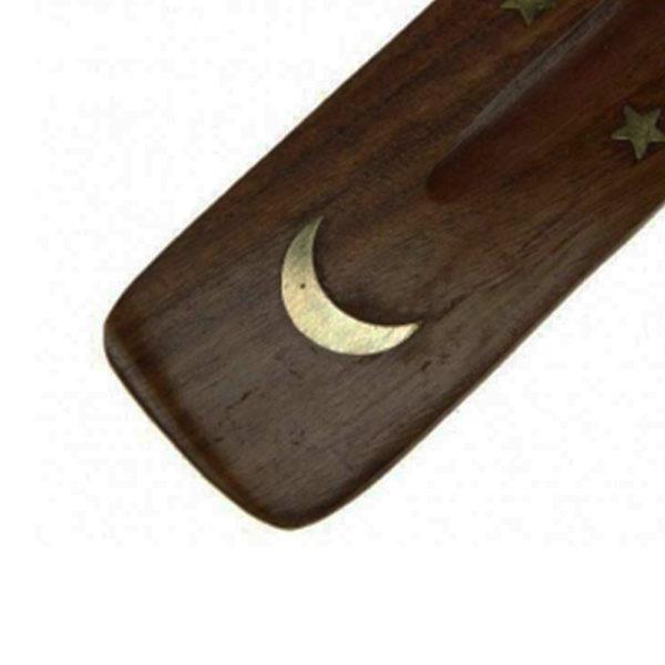 Brûle bâton d'encens avec lune Shop Spirituel