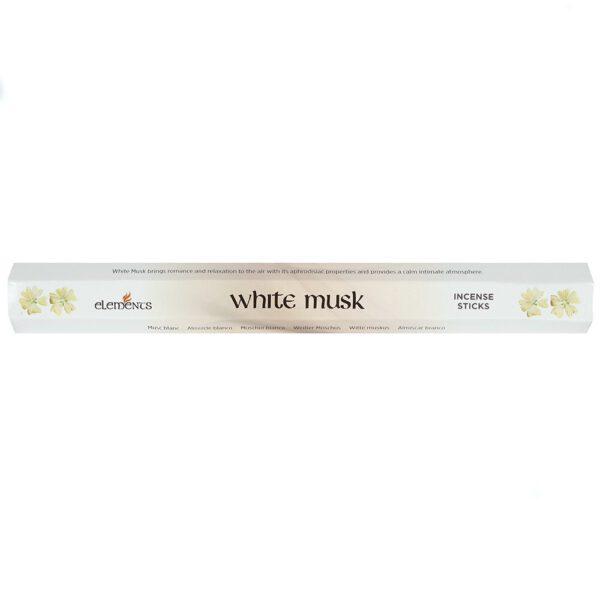 Encens Musc blanc - 1 paquet - Shop Spirituel