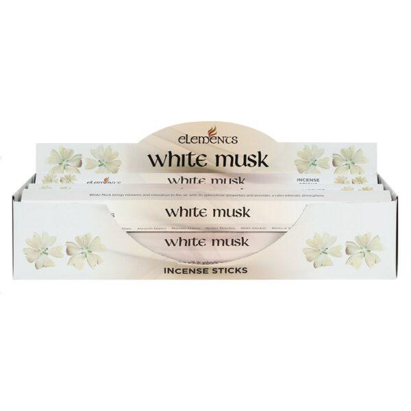 Encens Musc blanc - Pack avantage - Shop Spirituel Web