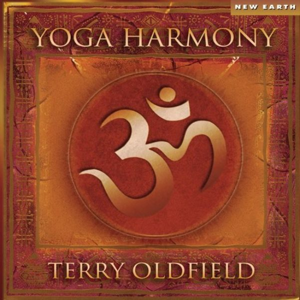 CD Yoga Harmony - Terry Oldfield Musique relaxante Shop Spirituel