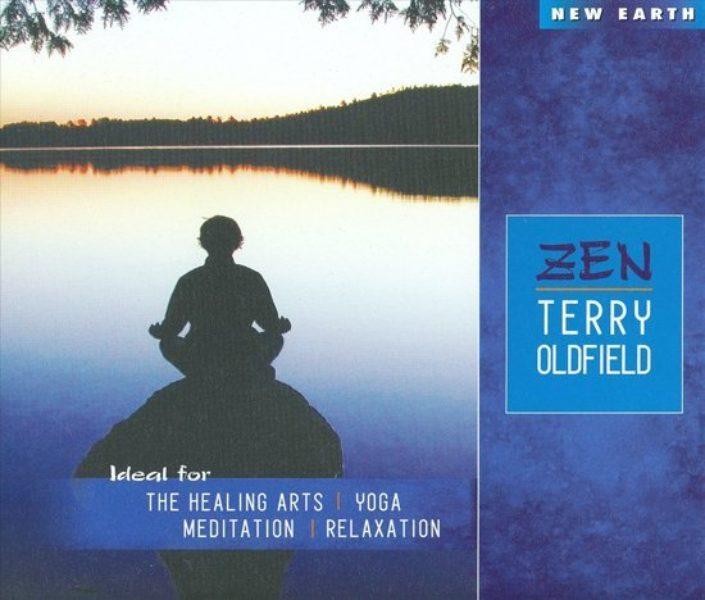 Zen Terry Oldfield Cd 0714266300827 Musique relaxante Shop Spirituel web