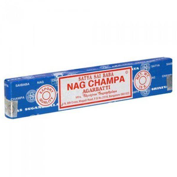 Encens Indien Nag Champa 3 paquets Le Shop Spirituel