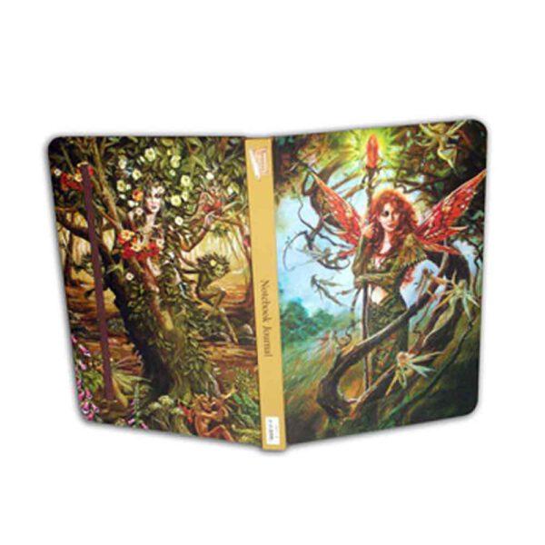 Cahier Esprit de l'arbre dryade Shop Spirituel