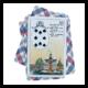 Carte de Fortune Lenormand Shop Spirituel Carte numero 20 Jardin